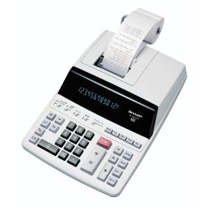 Sharp EL2607PG Nauhalaskin 12 numeron näyttö