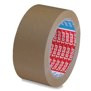 Tesa 4120 pakkausteippi 50mm x 66m PVC, ruskea