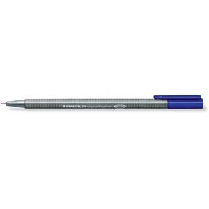 Staedtler Triplus 334-3 kuitukärkikynä 0,3 mm, sininen
