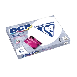 Clairefontaine DCP väritulostuspaperi A3 90g, 1 kpl = 500 arkkia