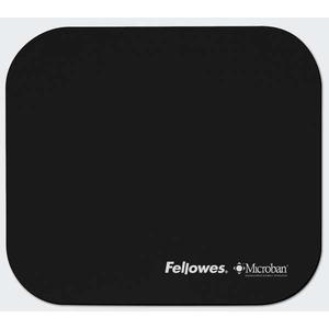 Fellowes antibakteerinen optinen hiirimatto, musta Microban-suoja