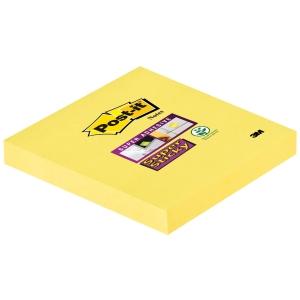 Post-it Super Sticky viestilaput 76 x 76mm, keltainen