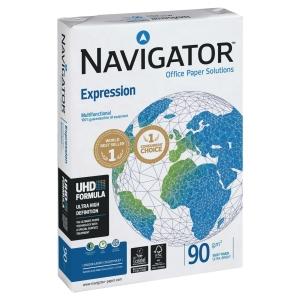 Navigator Expression kopiopaperi A3 90g, 1kpl = 500 arkkia