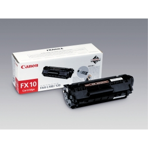 Canon FX-10 Faxvärikasetti musta, L100/L120