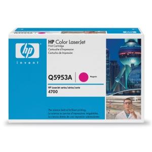 HP 643A Q5953A Laservärikasetti magenta
