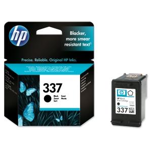 HP No. 337 C9364EE Mustesuihkupatruuna musta