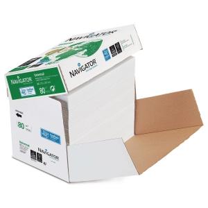 Navigator Universal multibox A4 80g, myyntierä 1 kpl = 2500 arkkia