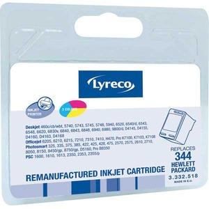 Lyreco HP No. 344 C9363EE Mustesuihkupatruuna 3-väri