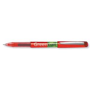 Pilot Greenball kuulamustekynä 0,35 mm, punainen