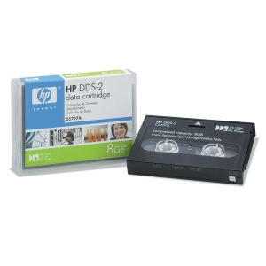 HP C5707A DDS-2 Datanauha 4mm x 120m 4GB/8GB POISTO