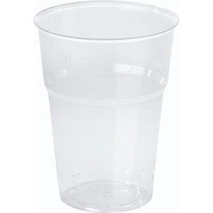 Duni trend muovilasi kirkas 250 ml, myyntierä 1 kpl = 50 lasia
