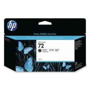 HP No. 72 C9403A Mustesuihkupatruuna matta musta