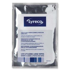 Lyreco nestekide-,TFT- ja plasmanäyttöjen puhdistusliinat, 1kpl=5 liinaa