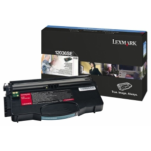 Lexmark 12016SE Laservärikasetti musta