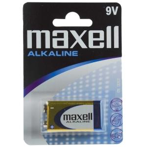 Maxell alkaliparisto 9V/6LR61
