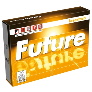 New Future Laser kopiopaperi A4 80g, 8-8-8 rei itys, 1 kpl = 500 arkkia