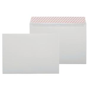 Kirjekuori STC4AH valkoinen, myyntierä 1 kpl = 500 kuorta