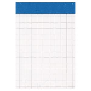 Paperipiste avolehtiö A7/70 ruudut 7x7mm perforoitu, 1 kpl=10 lehtiötä