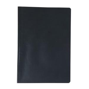 Vahakansivihko A5/100 sivua 7 x 7mm ruuduilla musta