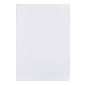 Luentotaululehtiö 70 x 90cm blanko, 1 pakkaus=5 nidettä