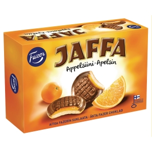 Fazer Jaffa leivoskeksi appelsiini 300g