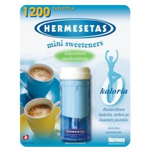 Hermesetas makeutusaine