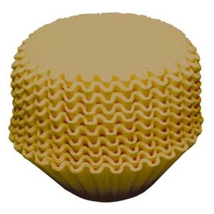 Suodatinpussi vekattu ruskea, 90 mm, myyntierä 1 kpl = 250 pussia