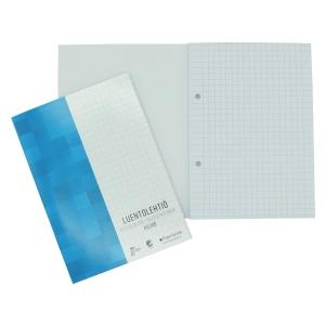 Paperipiste luentolehtiö A5/100, 7 x 7mm ruuduilla, myyntierä 1 kpl = 5 lehtiötä