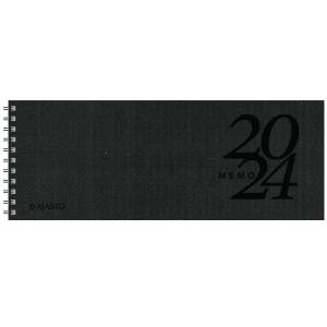 Ajasto Memo Eko pöytäkalenteri 255 x 95 mm