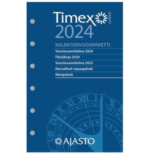 Ajasto Timex Handy kalenterivuosipaketti