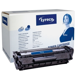 Lyreco Canon FX-10 Faxvärikasetti musta