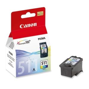 Canon CL-511 Mustesuihkupatruuna 3-väri