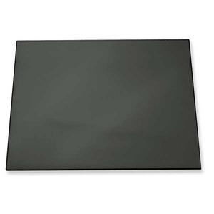 Durable kirjoitusalusta 65x52 cm, kirkas/musta