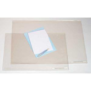 Durable kirjoitusalusta 50x65 cm, kirkas