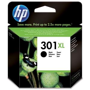 HP No. 301 XL CH563EE Mustesuihkupatruuna musta HPXL