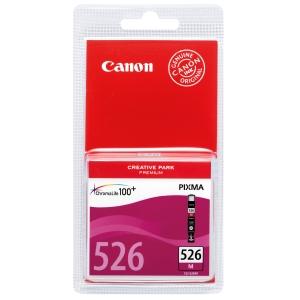 Canon CLI-526M Mustesuihkupatruuna punainen