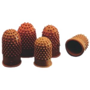 Velos sormikumi koko 1 /18mm, myyntierä 1 kpl = 10 kumia