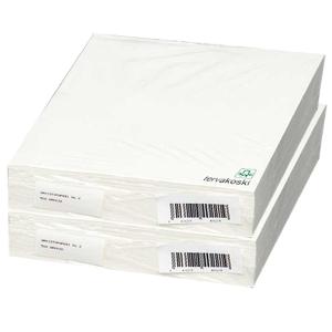 Tervakoski 2 vesileima arkistopaperi A4 80g, 1 kpl = 500 arkkia
