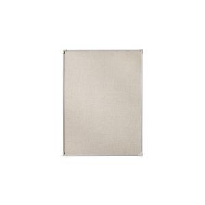 Lintex pellavataulu 60 x 90 cm, alumiinikehys