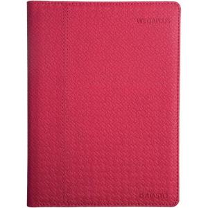 Ajasto Wega Plus pöytäkalenteri A5, punainen