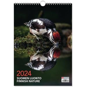 CC 5610 Suomen luonto seinäkalenteri 2020 232 x 325 mm