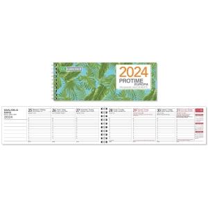 CC 3309 Protime Europa eko pöytäkalenteri 255 x 95 mm