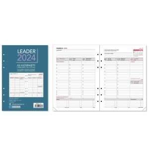 CC 1419 Leader vuosipaketti A5, 6-reikäinen
