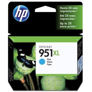 HP No. 951 XL CN046AE Mustesuihkupatruuna cyan HPXL