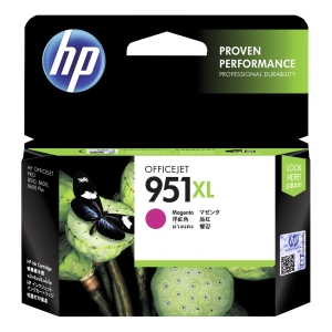 HP No. 951 XL CN047AE Mustesuihkupatruuna magenta HPXL