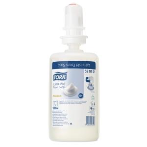 Tork 520701 extra mild vaahtosaippua 1000 ml