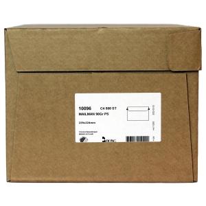 Kirjekuori STC4, uusio, myyntierä 1 kpl = 500 kuorta