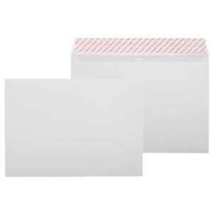 Kirjekuori STC4AH tarrasuljenta, valkoinen, myyntierä 1 kpl = 10 kuorta