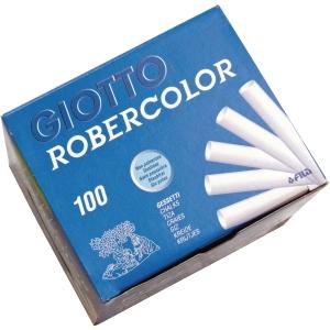 Robercolor taululiitu valkoinen, myyntierä 1 kpl = 100 liitua
