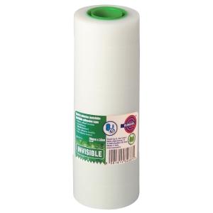 Eurocell asiakirjateippi 19mm x 33m, myyntierä 1 kpl = 8 rullaa